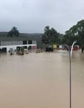 11 pessoas morrem devido as fortes chuvas na região metropolitana do Recife
