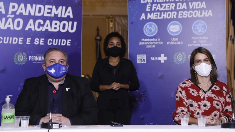 As regionais de Arcoverde, Afogados da Ingazeira e Serra Talhada seguirão as normas já vigentes no Recife, Região Metropolitana e áreas da Zona da Mata, com restrições aos sábados e domingos