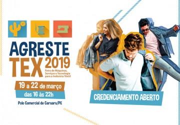 Agreste Tex 2019: a feira que integra o setor têxtil do Agreste