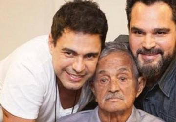 Morre aos 83 anos Sr. Francisco, pai de Luciano e Zezé de Camargo