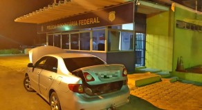 Carro de luxo roubado em Goiás é recuperado em Caruaru