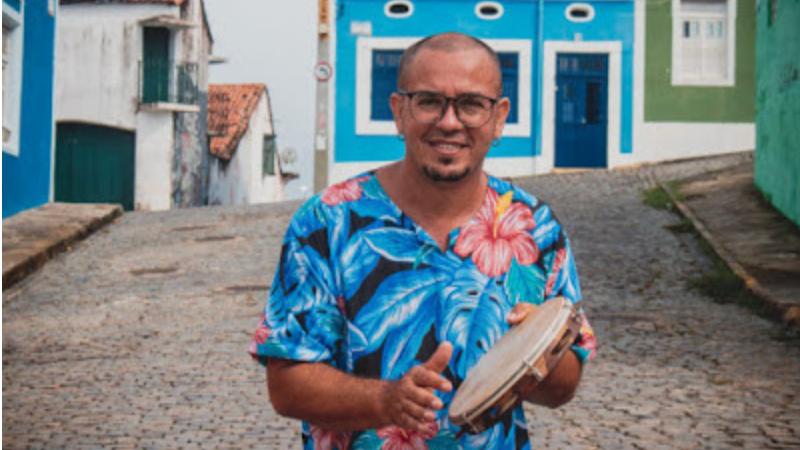 Pernambuco Tem, será lançado nas plataformas digitais do artista