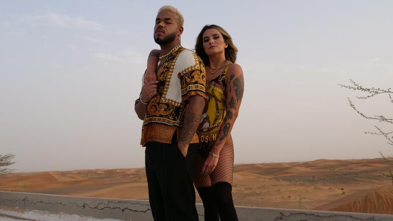 Com superprodução gravada em Dubai, música traz fortes referências do funk com alguns elementos do brega funk pernambucano