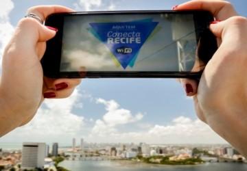 Prefeitura do Recife disponibiliza internet  gratuita no Cais de Santa Rita e entorno