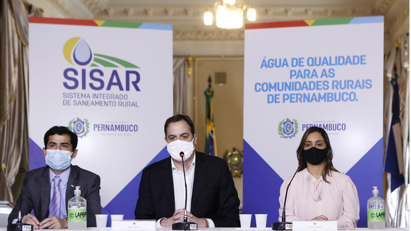 Região do Moxotó e alguns municípios do Agreste serão os primeiros a implantar o sistema, que possibilitará maior acesso à água e ao saneamento básico nas localidades rurais