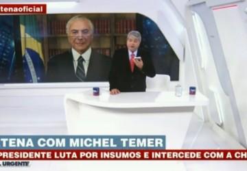Coronavac: a pedido do governo de São Paulo, Temer intercede junto à China