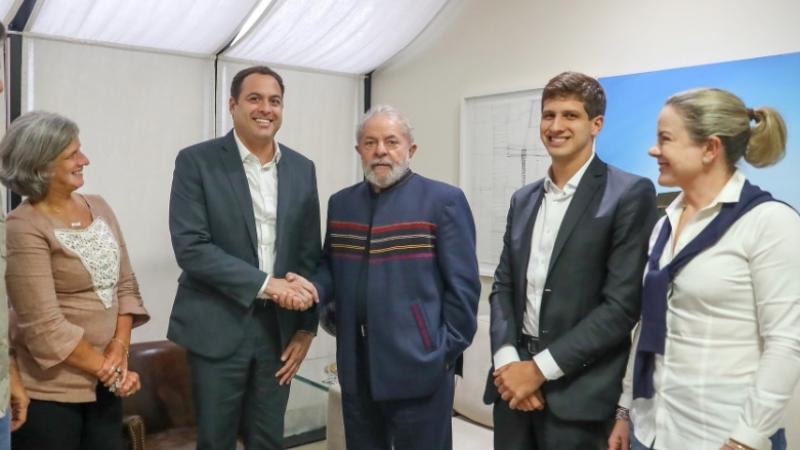 O ex-presidente e estrela maior do PT disse que poderá vir ao Recife fazer campanha para a candidata do partido, mas manterá o respeito aos antigos aliados