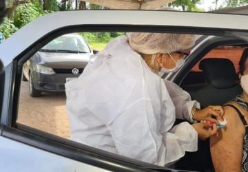 Paulista retoma vacinação no município, após chegada de 3100 doses da vacina de Oxford/Astrazeneca