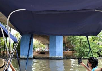 Moradores conhecem e dão sugestão de novas áreas de lazer às margens do Capibaribe