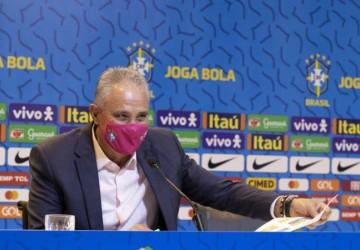 Tite convoca Seleção Brasileira para eliminatórias da Copa do Mundo