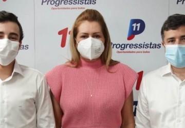 Deputada Roberta Arraes é eleita presidente estadual do PP-Mulher