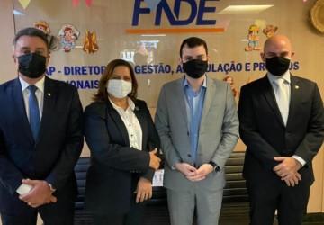 Célia Sales vai a Brasília buscar investimentos para Ipojuca
