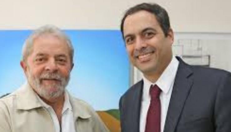 Paulo Câmara como vice de Lula, é a estratégia do PT para atrair PSB e PCdoB de uma só vez