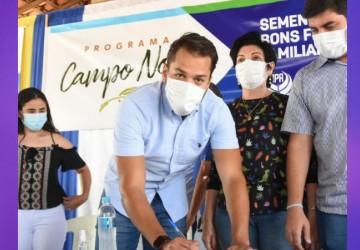 Em 2021 o Garantia-Safra já beneficiou 37 mil agricultores familiares em Pernambuco