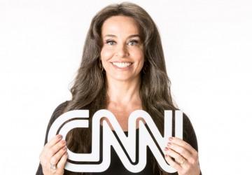 Carla Vilhena é a terceira contratação da CNN Brasil em uma semana