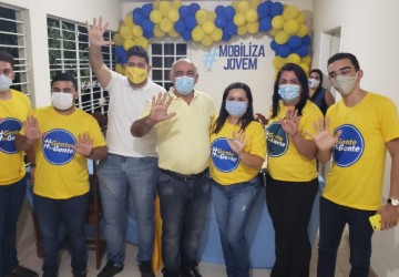 Juventude de Passira participa ativamente da campanha de Silvestre