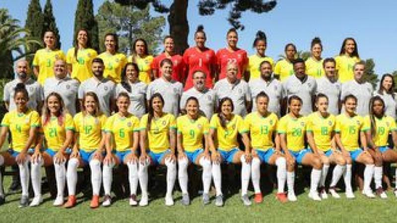 Desde 1991, a copa feminina ocorre de quatro em quatro anos