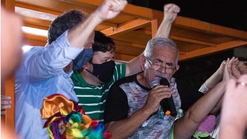 O candidato a prefeito pelo MDB, recebeu o reforço do Senador Fernando Bezerra Coelho, fez caminhadas e conversou com pescadores