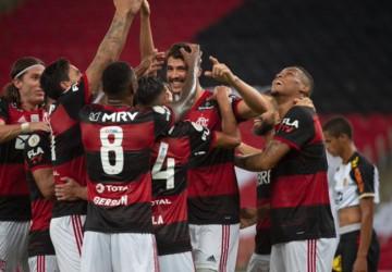 Sport cai diante do Flamengo: 3x0