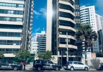 Endereço do Prefeito de Palmares em Recife também alvo da Operação