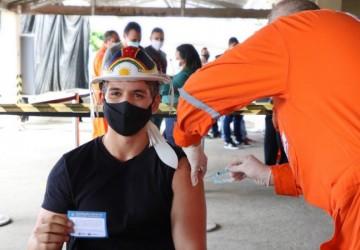 Vacinação contra a Covid-19: Porto de Suape vacinou 4.416 trabalhadores