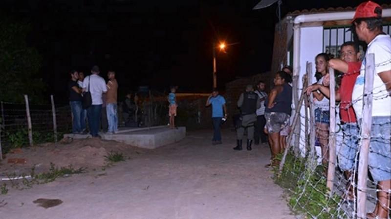 O crime aconteceu na última quinta-feira, no Sítio Serra Seca, zona rural do município. Após uma discussão, Felipe efetuou disparos de arma de fogo contra o sogro José Arnaldo Gonçalves e o cunhado José Bonifácio da Silva.