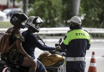 PCR oferece curso de segurança viária para motociclistas do Recife
